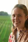 Eloise Heeter-Tari. Owner. Chateau Nairac, Barsac, Sauternes, Bordeaux, France