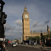 Big Ben is to chime non-stop for three minutes to help ring in the London 2012 Olympics. Special permission had to be gained for the hour bell at the Palace of Westminster to toll out of its regular sequence. It will strike more than 42 times between 8.12am and 8.15am on 27 July to herald the beginning of the first day of Games. It will be the first time Big Ben has been rung outside its regular schedule since 15 February 1952, when it tolled every minute for 56 strokes for the funeral of King George VI. London 2012 Olympic games  London, UK. 14th July 2012. Photo Tim Clayton