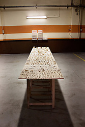 RELOAD Exhibition . UNTITLED by Condotto C for RELOAD