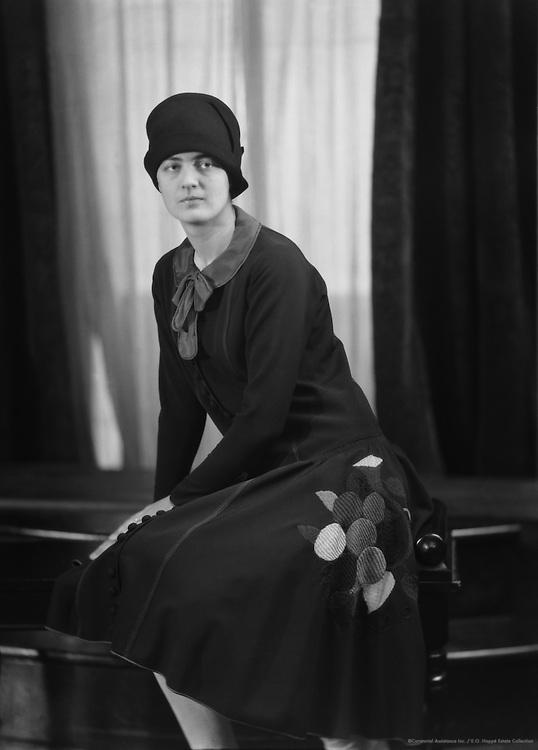 Mary Roberts Rinehart, American Author, 1927