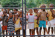 Children at the Alexandra Township, Johannesburg, South Africa