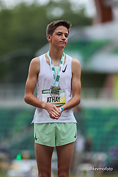 2021 High School Nationals<br /> NSAF Outdoor Track and Field Championship<br /> boys freshman mile awards