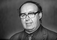 Paddy Devlin, official, ITGWU, Irish Transport & General Workers Union, April, 1982, 198204000029PD<br /> <br /> Copyright Image from Victor Patterson, 54 Dorchester Park, <br /> Belfast, UK, BT9 6RJ<br /> <br /> t1: +44 28 9066 1296 (from Rep of Ireland 048 9066 1296)<br /> t2: +44 28 9002 2446 (from Rep of Ireland 048 9002 2446)<br /> m: +44 7802 353836<br /> <br /> e1: victorpatterson@me.com<br /> e2: victorpatterson@gmail.com<br /> www.victorpatterson.com<br /> <br /> Please see my Terms and Conditions of Use at www.victorpatterson.com. It is IMPORTANT that you familiarise yourself with them.<br /> <br /> Images used on the Internet must be visibly watermarked i.e. © Victor Patterson<br /> within the body of the image and copyright metadata must not be deleted. Images <br /> used on the Internet have a size restriction of 4kbs and will be chargeable at current<br />  NUJ rates unless agreed otherwise.<br /> <br /> This image is only available for the use of the download recipient i.e. television station, newspaper, magazine, book publisher, etc, and must not be passed on to any third <br /> party. It is also downloaded on condition that each and every usage is notified within 7 days to victorpatterson@me.com<br /> <br /> The right of Victor Patterson to be identified as the author is asserted in accordance with The Copyright Designs And Patents Act (1988).