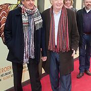 NLD/Amsterdam/20140316 - Inloop premiere toneelstuk Vaslav, Paul Haenen