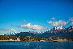 Ilha Bridges no Canal de Beagle, na região de Ushuaia, Argentina. FOTO: Jefferson Bernardes/ Agência Preview