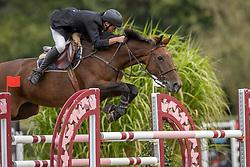Vinckx Dirk, BEL, Equilline van de Marsweg<br /> Nationaal Kampioenschap LRV Paarden<br /> Lummen 2020<br /> © Hippo Foto - Dirk Caremans<br /> 26/09/2020
