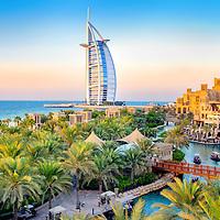 Dubai and Abu Dhabi UAE