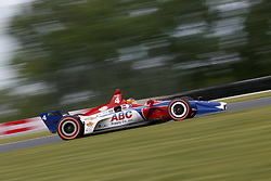 June 22, 2018 - Elkhart Lake, Wisconsin, United States of America - MATHEUS LEIST (4) of Brazil takes to the track to practice for the KOHLER Grand Prix at Road America in Elkhart Lake, Wisconsin. (Credit Image: © Justin R. Noe Asp Inc/ASP via ZUMA Wire)