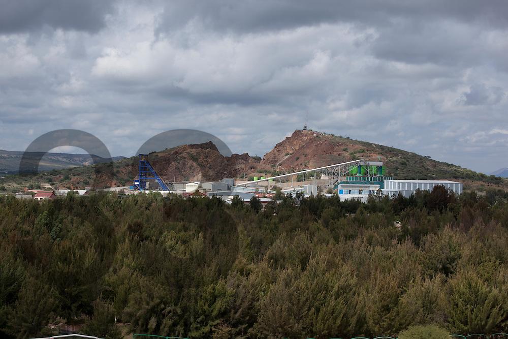 Fresnillo mine of Fresnillo plc