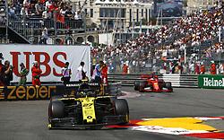 May 25, 2019 - Monte Carlo, Monaco - Motorsports: FIA Formula One World Championship 2019, Grand Prix of Monaco, ..#27 Nico Hulkenberg (GER, Renault F1 Team) (Credit Image: © Hoch Zwei via ZUMA Wire)