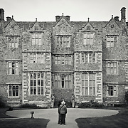 Chastleton House is a Jacobean country house situated at Chastleton near Moreton-in-Marsh, Oxfordshire, England. It has been owned by the National Trust since 1991 and is a Grade I listed building.
