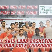 2015 Lobo Basketball 6th-Man Golf Tournament