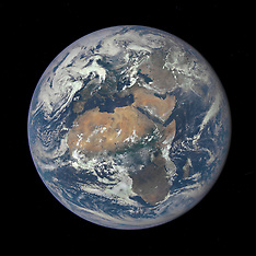 Space - NASA Earth View Photo Of Africa - 29 Jul 2015
