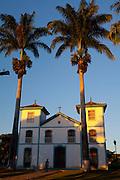 Pirenopolis_GO, Brasil.<br /> <br /> Igreja Nosso Senhor do Bonfim na cidade historica de Pirenopolis, Goias.<br /> <br /> Nosso Senhor do Bonfim Church in Pirenopolis, Goias.<br /> <br /> Foto: JOAO MARCOS ROSA / NITRO