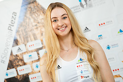 Urska Repusic of Slovenian National Climbing team before new season, on June 30, 2020 in Koper / Capodistria, Slovenia. Photo by Vid Ponikvar / Sportida