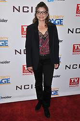Laura San Giacomo arrives at the TV Guide Magazine and CBS Celebrate Mark Harmon Cover & 15 Seasons Of NCIS held at the River Rock at Sportsmen's Lodge in Studio City, CA on Monday, November 6, 2017. (Photo By Sthanlee B. Mirador/Sipa USA)