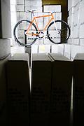 Idendity Fixie bike at Ison, Ely. Nov 2009
