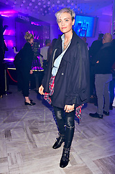 Wallis Day at the Tezenis Store Relaunch, 266-270 Regent Street, London England. 13 December 2016.