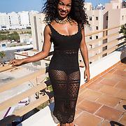 ESP/Ibiza/20130707 - Opening club Eden Ibiza, Veronica van Hoogdalem