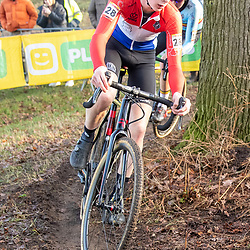 26-01-2020: Wielrennen: Wereldbeker Veldrijden: Hoogerheide <br />Tibor del Grosso
