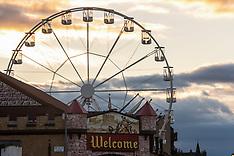 New Ferris Wheel in Portobello, Edinburgh, 8 August 2020