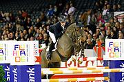 Ben Maher - Voquilot<br /> Indoor Brabant 2010<br /> © DigiShots