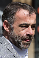 © Licensed to London News Pictures . 30/05/2015 . Manchester , UK . Michael Le Vell arriving . A public memorial for Coronation Street actress Anne Kirkbride at Manchester Cathedral , who died on 19th January 2015 . Photo credit : Joel Goodman/LNP