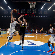 Anadolu Efes's Jon Diebler during their Turkish Basketball Spor Toto Super League match Anadolu Efes between Fenerbahce at the Abdi ipekci arena in Istanbul, Turkey, Thursday 24, December 2015. Photo by Aykut AKICI/TURKPIX