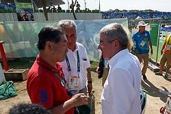 Bach Thomas, GER, De Vos Ingmar, BEL<br /> Olympic Games Rio 2016<br /> © Hippo Foto - Dirk Caremans<br /> 15/08/16