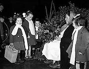 Christmas - Henry St. Traders Christmas Crib .15/12/1958