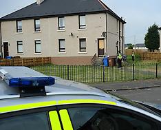 Unrest outside suspected paedophile's house, Armadale, 27 June 2018