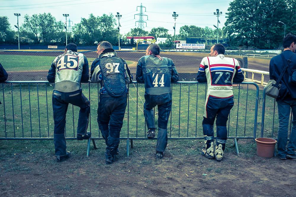 Flat Track racing, Rye House, UK