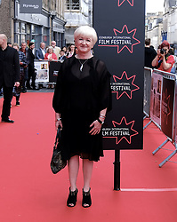 Edinburgh International Film Festival 2019<br /> <br /> Mrs Lowry (UK Premiere, closing night gala)<br /> <br /> Pictured: Debbie Gray (producer) <br /> <br /> Aimee Todd   Edinburgh Elite media