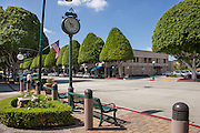 Glendora's Downtown Village Plaza