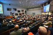 Nederland, Nijmegen, 31-10-2014Oratie, voordracht, rede, afscheidsrede in de aula van de RU, Radboud Universiteit.FOTO: FLIP FRANSSEN/ HOLLANDSE HOOGTE