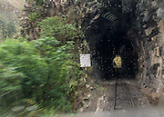 The train to Machu Pichu.