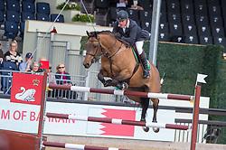Stockdale Tim, GBR, Tornado Des Monts<br /> CSI5* Jumping<br /> Royal Windsor Horse Show<br /> © Hippo Foto - Jon Stroud
