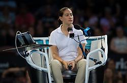 December 31, 2018 - Brisbane, AUSTRALIA - Julie Kjendlie at the 2019 Brisbane International WTA Premier tennis tournament (Credit Image: © AFP7 via ZUMA Wire)