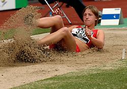 30-06-2007 ATLETIEK: NK OUTDOOR: AMSTERDAM<br /> Ellen Naastepad<br /> ©2007-WWW.FOTOHOOGENDOORN.NL