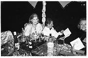 Lady Glenconne, Forbes party, Morrocco 1989© Copyright Photograph by Dafydd Jones 66 Stockwell Park Rd. London SW9 0DA Tel 020 7733 0108 www.dafjones.com