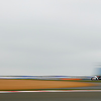 Porsche's 919 LMP1-H at the FIA WEC 6 Hours of Silverstone