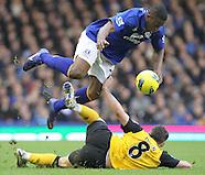 Everton v  Blackburn 210112