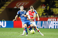 Maxime GONALONS / Yannick FERREIRA CARRASCO - 01.02.2015 - Monaco / Lyon - 23eme journee de Ligue 1 -<br />