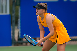 September 22, 2018 - Sofia Kenin of the United States in action during the second qualification round at the 2018 Dongfeng Motor Wuhan Open WTA Premier 5 tennis tournament (Credit Image: © AFP7 via ZUMA Wire)