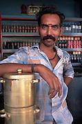 Drinks vendor, Calcutta