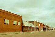 Downtown Gothenburg Nebraska