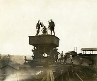 1913 Filming at Essanay Studios in Niles, CA