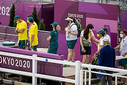 Team Australia<br /> Olympic Games Tokyo 2021<br /> © Hippo Foto - Dirk Caremans<br /> 30/07/2021