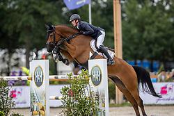 Clemens Pieter, BEL, Quintini<br /> Belgisch Kampioenschap Jumping  <br /> Lanaken 2020<br /> © Hippo Foto - Dirk Caremans<br /> 03/09/2020