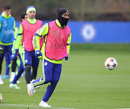 Chelsea Training Session 091214